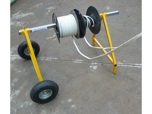 Portable Cable Reel Stand - Adeptdirect.com.au