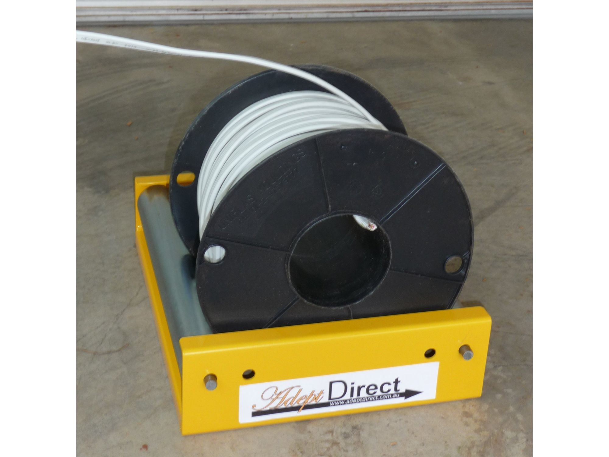 Electrical Wire Roller - WIRE Center •