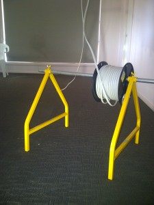 Cable Stand with protective feet