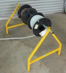 Heavy-Duty_A-Frame_Cable_Roller Stand